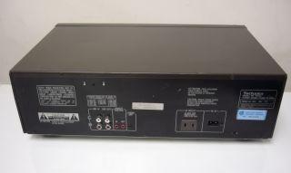 Nostalgia Technics Double Deck RS TR232 with  Adpt