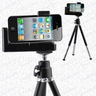 Tripod Mount Holder Stand for Mobile Cell Phone Camera