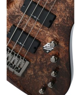 Kraken Champ 3 9 B BR Electric Bass with Special Event Jazz Precision
