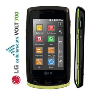 LG Volt 700 Cellular South Touch  Camera Cell Phone