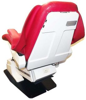 Healthco Celebrity Dental Chair Patient Exam / Opthalmology Electric