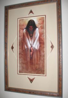 The Prayer by Lee Bogle Framed