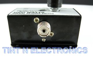 way antenna switch ham cb radio product condition new description 3