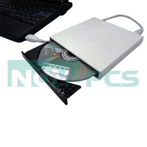 External CD ROM Drive for Mini Netbook Laptop Notebook