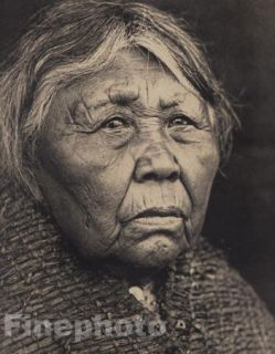 1900 72 Native American Indian Western Edward Curtis