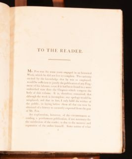 The Reign of James The Second Charles James Fox First Edition