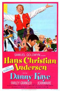 Hans Christian Andersen 1953 Orig Movie Poster 1sheet
