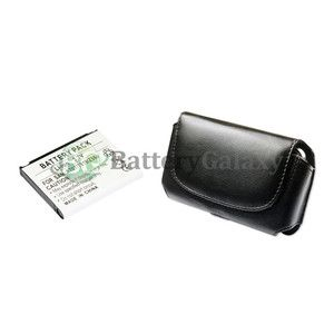Cell Phone Battery Pouch Case for Samsung T919 Behold