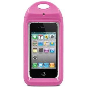 AQUABOX WATERPROOF CELL PHONE CASE IPHONE 4 3G 3GS IPOD TOUCH LANYARD