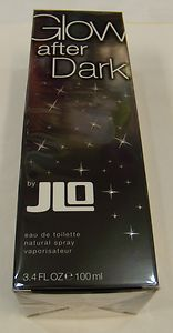 JLO Glow After Dark by Jennifer Lopez for Women 3 3 3 4 oz 100 ml EDT