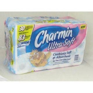 Charmin Ultra Strong 30 XL Rolls 2 Ply Toilet Paper Bath Tissue