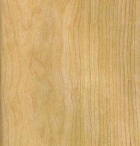 Cherry Wood Veneer Sheet 48x96 Flat Cut Plain Slice 10 Mil 4x8