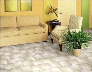 Daltile PZazz Porcelain Tile Flooring Beige Flair 12