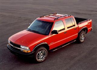 1998 2005 Chevrolet S10 & Pickup Factory OEM Repair Manual on DVD