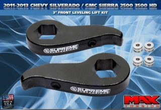 Leveling Lift Kit 2011+ Chevy GM Silverado/Sierra 2500HD 3500HD PRO