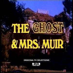 The Ghost and Mrs Muir DVD TV Series Complete 50 Episodes