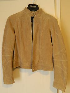 Wilsons Leather Maxima Womens Size Medium Motorcycle Style Jacket