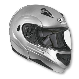 Vega Summit II Modular Full Face Motorcycle Street Bike Helmets