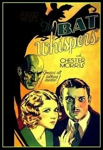 The Bat Whispers 1930 Chester Morris Una Merkel Chance Ward Maude