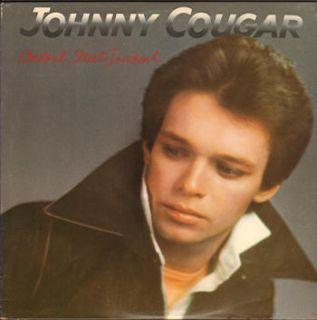 Johnny Cougar John Mellencamp Chestnut Street Incident 1976 US LP Mint