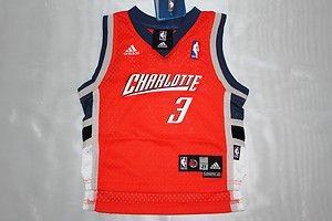 Toddlers Adidas Basketball Charlotte Bobcats Jersey Size 2T