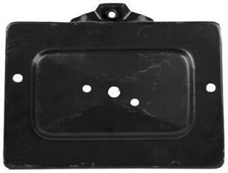 sherman 897 69 battery tray chevrolet c10 pickup