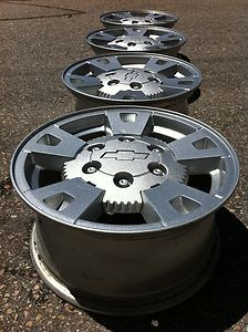 Chevrolet Chevy Colorado GMC Canyon Stock Factory 15 Wheels Rims Caps
