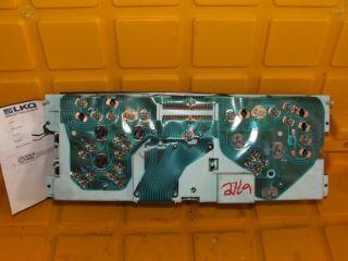 98 00 Chevy Suburban 1500 Tahoe Speedometer Instrument Cluster 1998