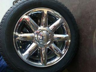 20 OEM Chevy Suburban Tahoe Silverado GMC Yukon Denali Chrome Wheels