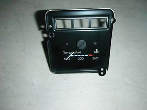 Chevrolet Caprice Caprice Gas Gauge Assembly 1990 90