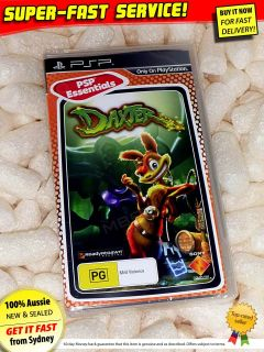 Daxter game for Sony PSP from  Australia cheap childrens kids toys