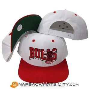 BNWT Adidas Chicago Bulls Snapback Hat