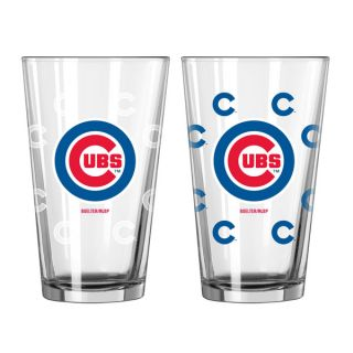 chicago cubs 16 oz color changing pint glass