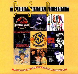 Sonora Original   Various (19 EXITOS DE CINE ORIGINALES OYELOS*LISTEN