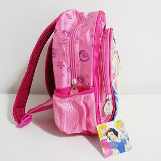 Disney Princess 10 Shoulder Backpack School Bag for Girl