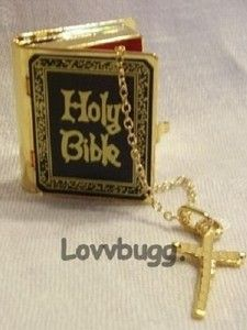 Cross Necklace for Girl w Bible Box Jewelry GREAT DEAL ON A THOUGHTFUL