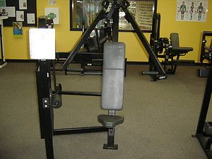 Cybex Chest Press Exercise Machine Model 4507 001 97
