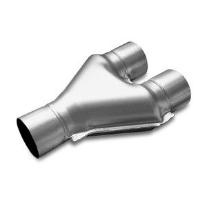 Magnaflow Y Pipe Exhaust Pipe Stainless Steel 10768