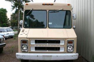 1975 1990 Chevrolet P30 Step Van Turn Signal Lenses Amber Pair New 6CH
