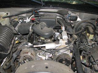 1999 Chevy Suburban 1500 Front Door Window Regulator Power LH