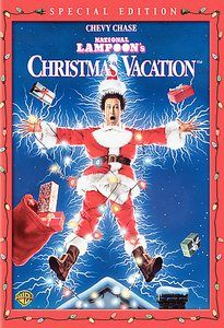 National Lampoons Christmas Vacation DVD 2007 Special Edition