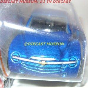 chevrolet ssr truck blue diecast matchbox 70 rare