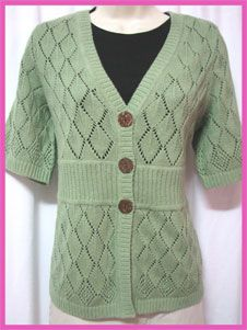 New Christopher Banks Womens Green Shirt Top Sz MP