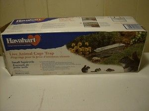 Live Animal Cage Trap Live Chipmunk Trap Squirrells Trap New