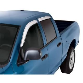 Auto Ventshade Chrome Window Ventvisors 682352 Dodge Ram 1500