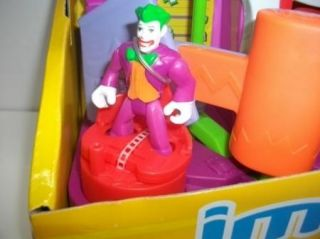Imaginext Batman Joker Fun House Funhouse Fisher Price