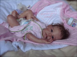 Leila BÉBÉ Reborn Baby Nursery Christine Noel