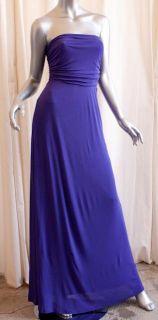 Twelfth Street Cynthia Vincent Strapless Maxi Dress S