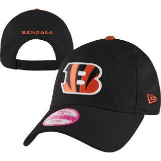cincinnati bengals black women s 9forty sideline hat