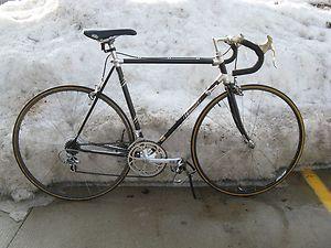 Lugged Aluminum 54 cm Road Bike Bicycle Shimano 600 Cinelli
